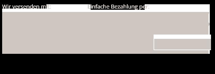 Versand-Zahlung